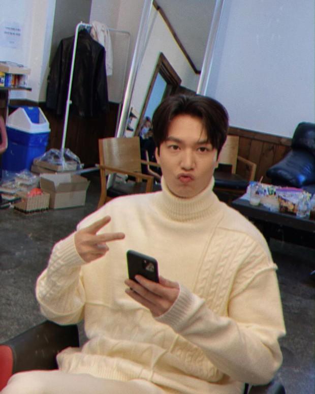 Chóng mặt với loạt sao hạng A của Hàn nhưng vào Instagram cứ tưởng… nick clone: Ông tổ out nét, bà chúa rung lắc, dòm hình mà ngỡ chụp lúc động đất! - Ảnh 6.
