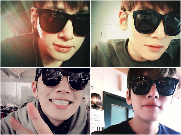 Chóng mặt với loạt sao hạng A của Hàn nhưng vào Instagram cứ tưởng… nick clone: Ông tổ out nét, bà chúa rung lắc, dòm hình mà ngỡ chụp lúc động đất! - Ảnh 18.