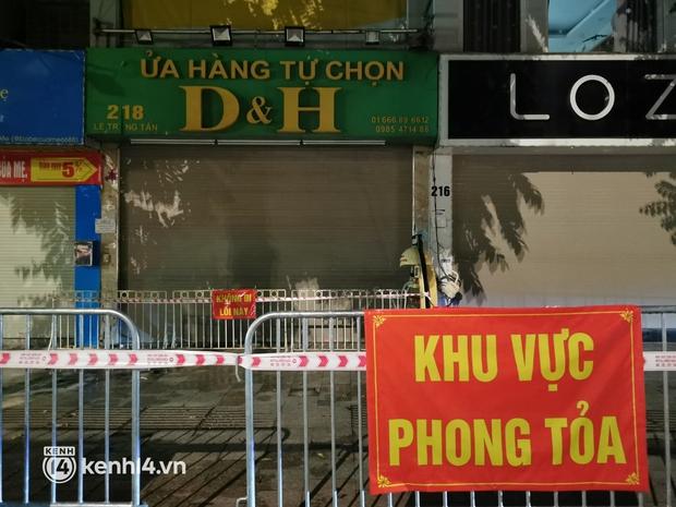 Toàn cảnh 6 ổ dịch mới ở Hà Nội diễn biến phức tạp với tổng 639 ca Covid-19 - Ảnh 8.