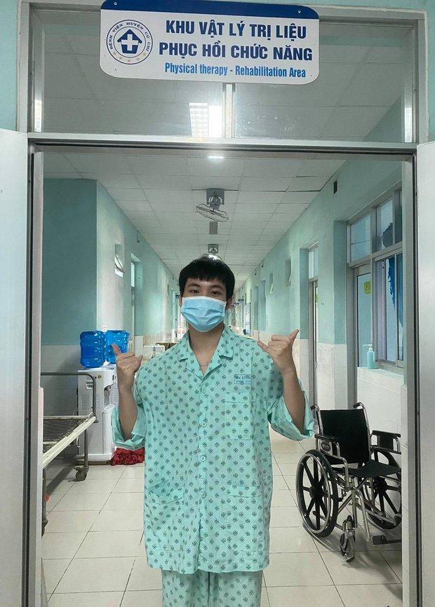 Gặp anh chàng F0 21 tuổi tại TP.HCM nhảy hip hop cực sung trong bệnh viện: Lạc quan là điều quan trọng nhất để chống lại Covid-19 - Ảnh 2.