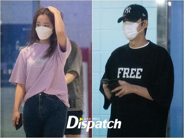 Soi mạnh style Yeonwoo: Lúc hẹn hò Lee Min Ho rõ giản dị mà lên sân khấu thì loa chảo ê hề! - Ảnh 1.