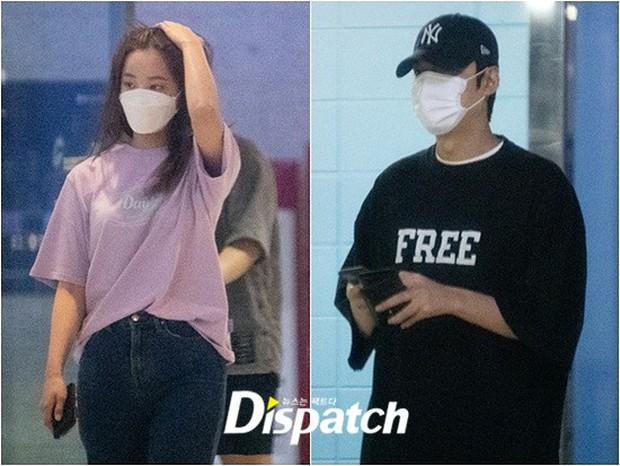 """Dispatch """"tóm gọn"""" Lee Min Ho hẹn hò Yeonwoo (MOMOLAND) kém 9 tuổi: Mặn nồng 5 tháng, qua đêm ở nhà riêng mừng sinh nhật! - Ảnh 2."""