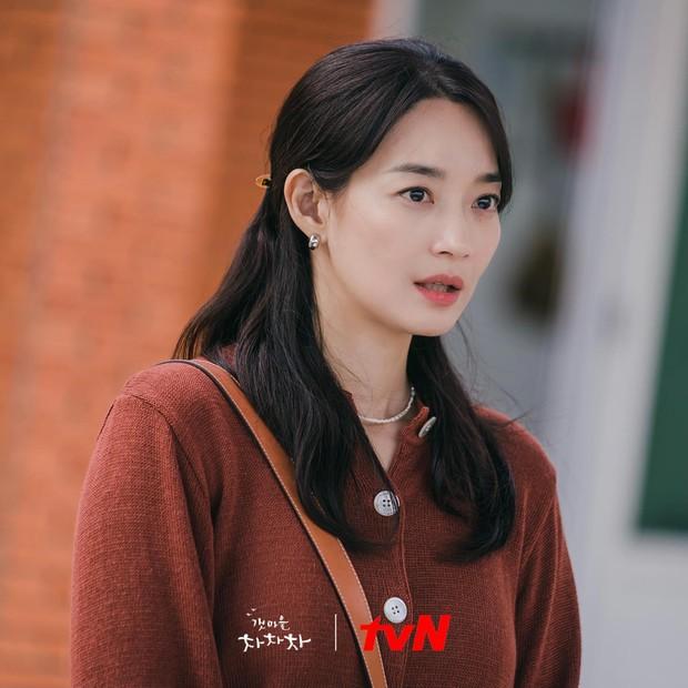 Knet chê tơi tả diễn xuất của Kim Seon Ho - Shin Min Ah, netizen Việt đáp trả cực gắt diễn vậy còn đòi gì nữa? - Ảnh 1.