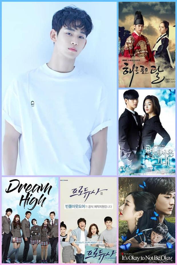 10 diễn viên Hàn chọn kịch bản cực mát tay: Son Ye Jin cứ đóng phim là hot, Kim Soo Hyun có cát-xê siêu khủng - Ảnh 11.