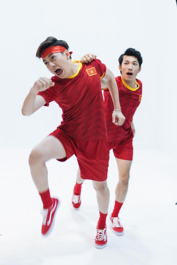 Dàn sao Running Man Việt tích cực dìm hàng nhau khi về nước, hứa hẹn mùa 2 cực kỳ lầy lội! - Ảnh 2.