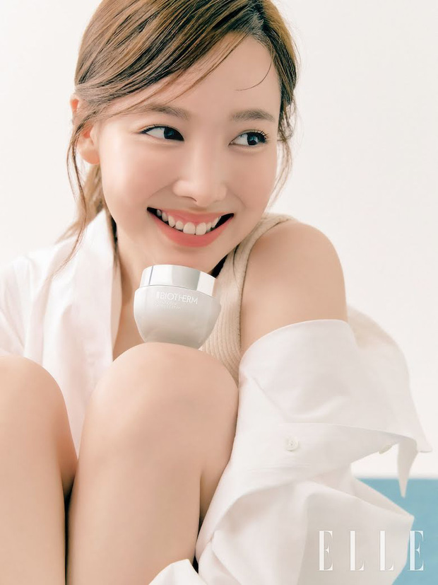 Giờ netizen mới nhận ra TWICE còn 1 mỹ nhân khác đẹp chẳng kém Tzuyu, thậm chí còn được so với nữ thần Kpop thế hệ đầu - Ảnh 3.