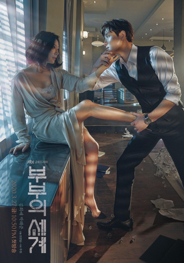 Bà cả Thế Giới Hôn Nhân Kim Hee Ae đã U55 mà sở hữu body cực phẩm, chẳng ngại đóng cảnh nóng với trai trẻ nhờ bí kíp này  - Ảnh 7.