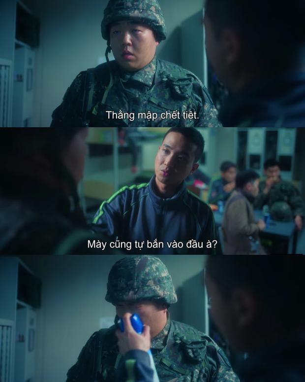 Truy Bắt Lính Đào Ngũ có cảnh credit quá tàn bạo, netizen sốc óc: Chưa từng có tiền lệ, Jung Hae In bắt buộc phải trở lại! - Ảnh 5.