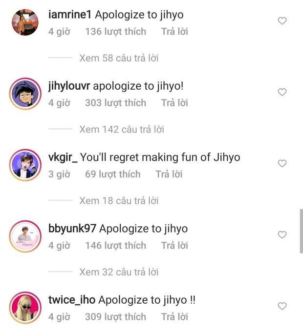Seohyun đột nhiên bị fan TWICE tố cười nhạo, khinh miệt Jihyo khi ném hình hậu bối xuống đất: Chuyện gì đang xảy ra? - Ảnh 8.