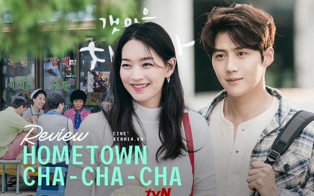 Hometown Cha-Cha-Cha: Kim Seon Ho - Shin Min Ah và một bộ phim khiến người xem hạnh phúc - Ảnh 1.
