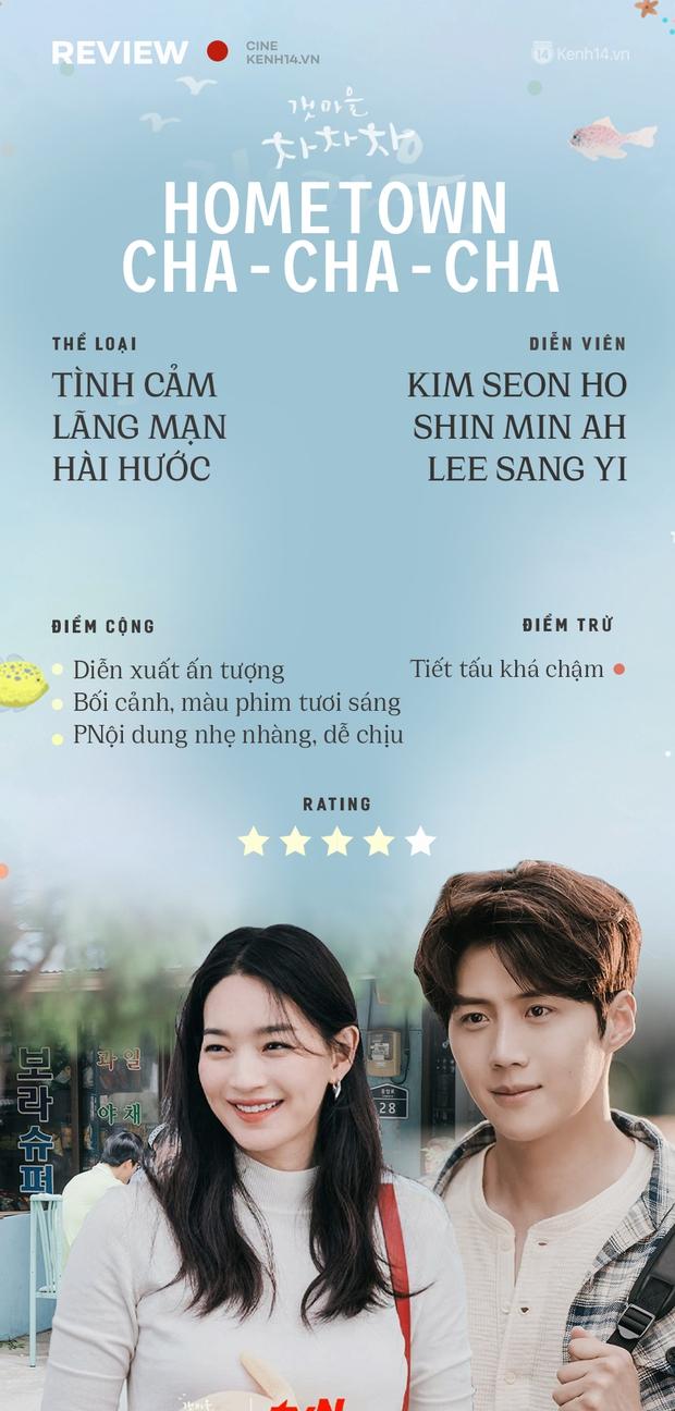 Hometown Cha-Cha-Cha: Kim Seon Ho - Shin Min Ah và một bộ phim khiến người xem hạnh phúc - Ảnh 11.