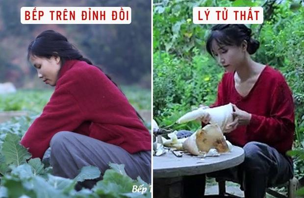 Trước khi dừng kênh, Lý Tử Thất từng là YouTuber được đạo nhái ở khắp mọi nơi, Việt Nam cũng có vài bản sao - Ảnh 1.