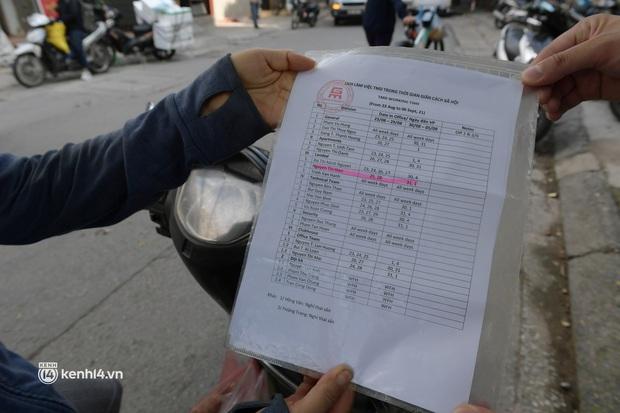 Hà Nội: Nhiều người bị yêu cầu quay xe vì không có lịch trực - Ảnh 10.
