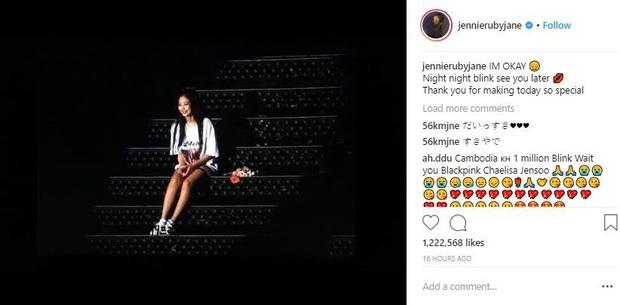 Tranh cãi nảy lửa nghi vấn Jennie (BLACKPINK) cố tình để lộ chấn thương 5 lần 7 lượt, thực hư câu chuyện gây xúc động mạnh! - Ảnh 7.
