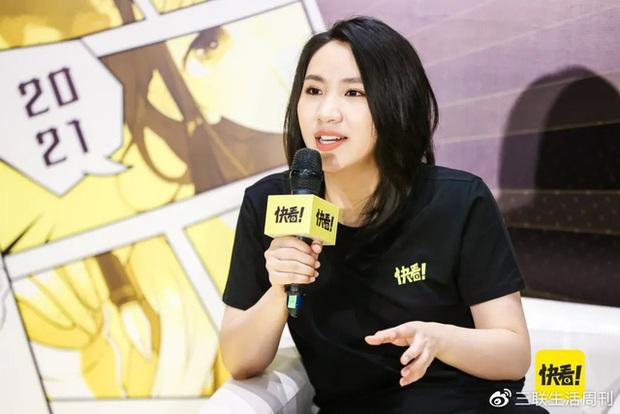 CEO xinh đẹp biến ứng dụng truyện tranh thành kỳ lân gây bão MXH Trung Quốc: Tuổi ngoài 20, bị đánh giá có 1% trở thành hoạ sĩ nhưng hành trình cho ra đời ứng dụng tỷ USD mới ấn tượng - Ảnh 5.