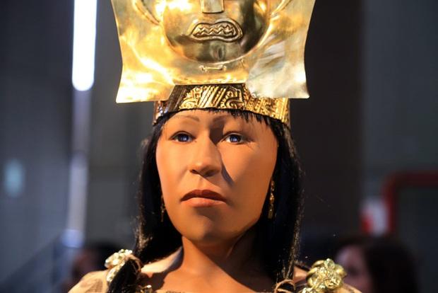 Tái hiện khuôn mặt quý bà từ xác ướp như quái vật, các nhà khoa học ngỡ ngàng nhan sắc người phụ nữ sống cách đây 1.600 năm - Ảnh 5.