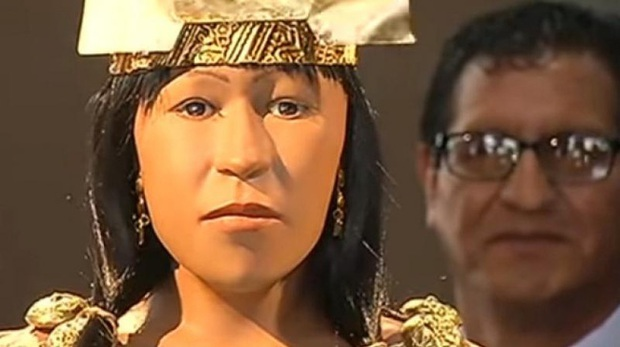 Tái hiện khuôn mặt quý bà từ xác ướp như quái vật, các nhà khoa học ngỡ ngàng nhan sắc người phụ nữ sống cách đây 1.600 năm - Ảnh 6.