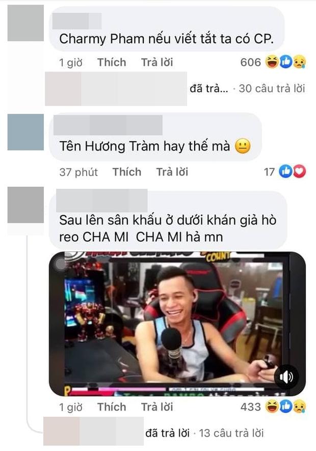 Hương Tràm vừa đổi tên Facebook viết tắt là CP, netizen lập tức gọi tên Chi Pu! - Ảnh 5.