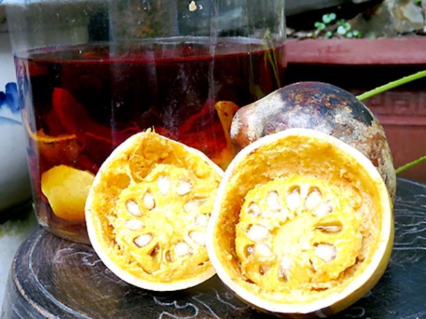 Ít ai biết ở Việt Nam còn có 1 loại quả chưng Tết rất đặc biệt: Toả hương thơm không kém gì bưởi, ăn cực lạ và ngon - Ảnh 5.