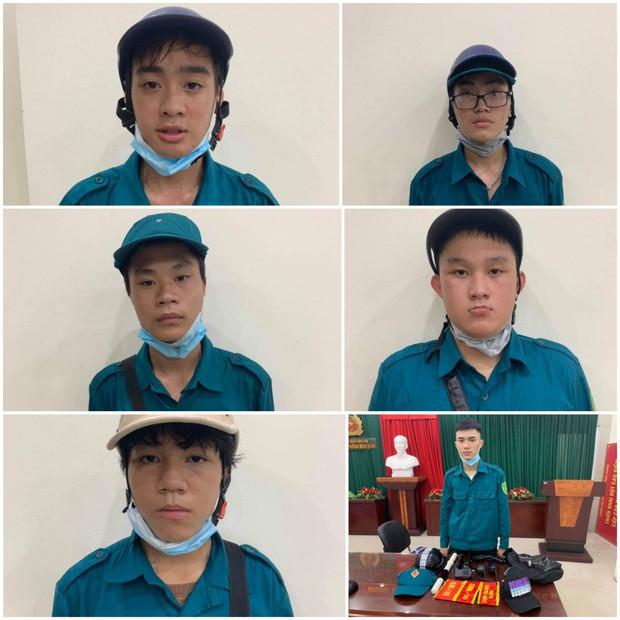 Hà Nội: Nhóm thanh niên đóng giả lực lượng phòng dịch lừa lấy tiền người vi phạm - Ảnh 1.