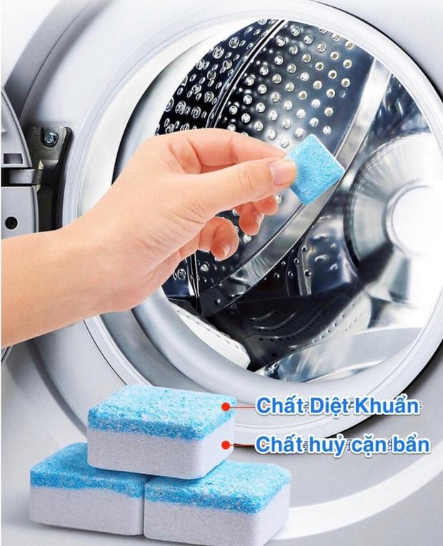 Giang Ơi bày tips giữ máy giặt vừa bền vừa sạch, xem xong khối người giật mình vì thường bỏ qua 1 bước - Ảnh 8.