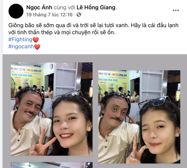 NS Giang Còi qua đời, con gái học lớp 11 lặng lẽ làm điều này trên Facebook khiến bao người xót xa!  - Ảnh 3.