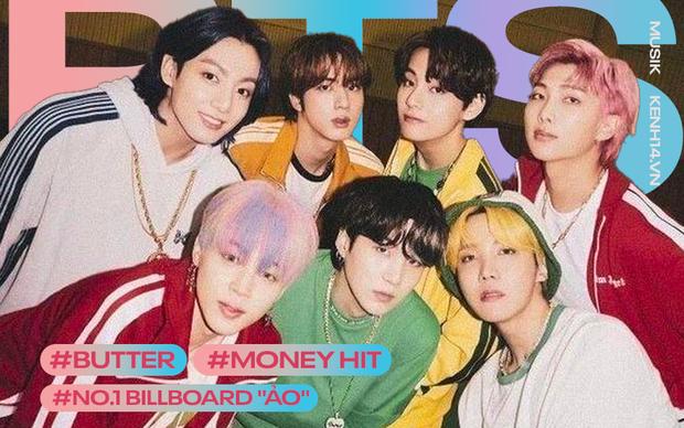 Tranh cãi xoay quanh Butter bị gọi là money hit: Lỗ hổng nào từ Billboard tạo nên liên hoàn No.1 của BTS? - Ảnh 2.