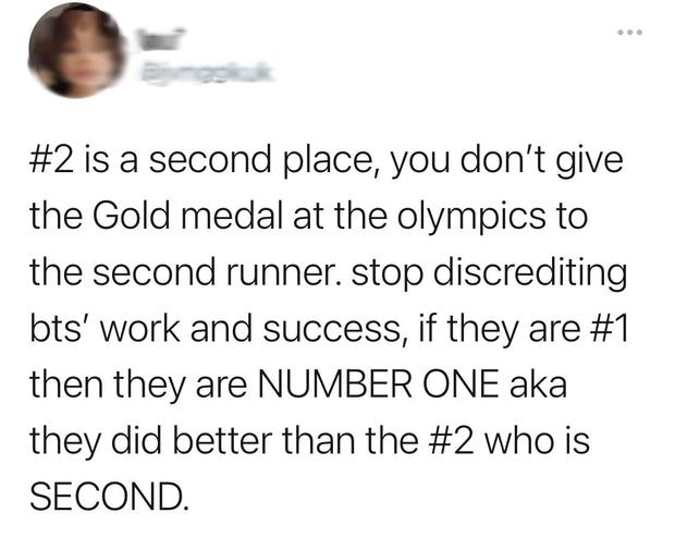 Bùng nổ tranh cãi sau nhận định #1 Billboard hữu danh vô thực của BTS, fan còn so sánh với việc đạt huy chương vàng ở Olympic? - Ảnh 7.