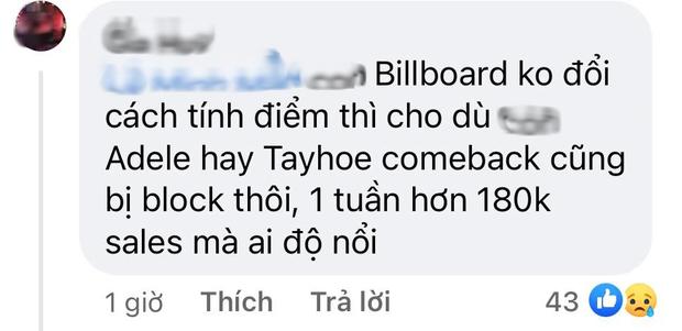 Bùng nổ tranh cãi sau nhận định #1 Billboard hữu danh vô thực của BTS, fan còn so sánh với việc đạt huy chương vàng ở Olympic? - Ảnh 13.