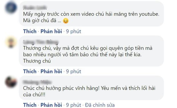 Netizen nhói lòng trước tin nghệ sĩ Giang Còi qua đời: Chào chú, một bầu trời tuổi thơ! - Ảnh 3.