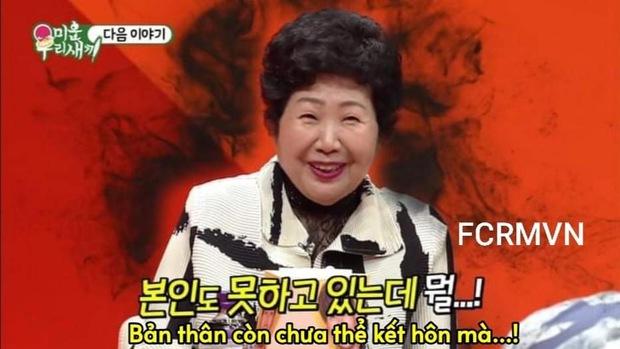 Lee Kwang Soo thẳng thừng chê Kim Jong Kook xấu trai nên khó kết hôn trước mặt mẹ chàng Hổ? - Ảnh 4.