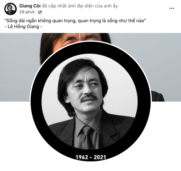 Nghệ sĩ Giang Còi qua đời sau thời gian dài điều trị ung thư - Ảnh 2.