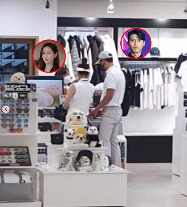 Cuộc hẹn hò không ai ngờ: Son Ye Jin đưa Hyun Bin đi chơi golf với... tình địch của Song Hye Kyo - Ảnh 5.