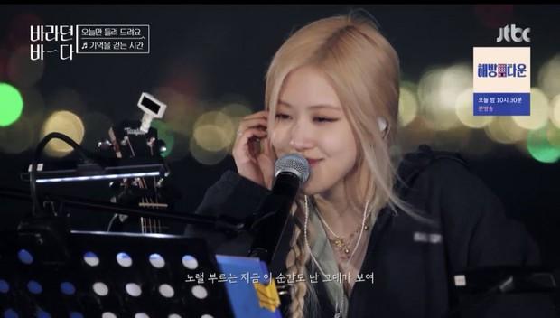 Rosé (BLACKPINK) và Taeyeon cover cùng bài hát, 2 main vocal đình đám so tài bất phân thắng bại - Ảnh 5.