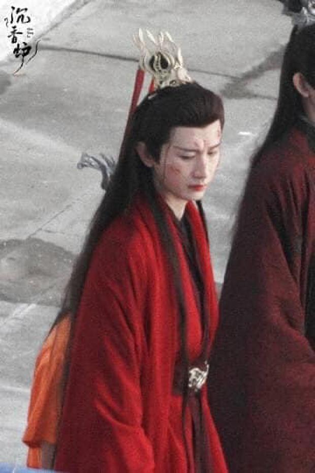 Thành Nghị đẹp ngút ngàn dù trầy trụa te tua ở phim mới, netizen đòi đánh nhừ tử mỹ nam để visual bùng nổ đụng nóc? - Ảnh 2.