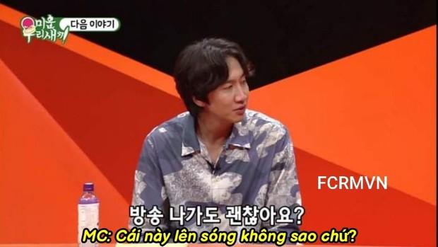 Lee Kwang Soo thẳng thừng chê Kim Jong Kook xấu trai nên khó kết hôn trước mặt mẹ chàng Hổ? - Ảnh 6.
