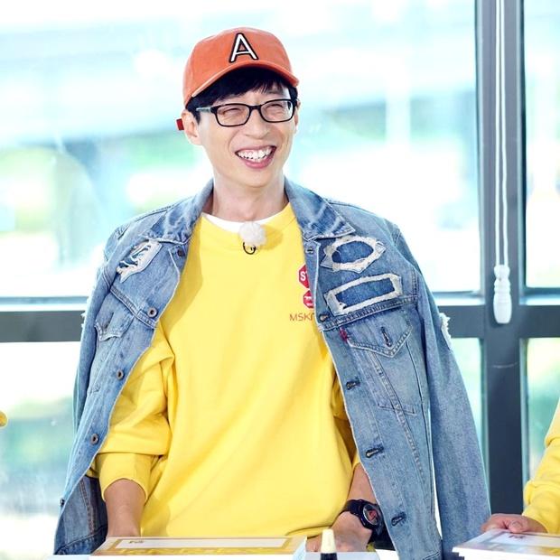 MC quốc dân Yoo Jae Suk chính thức âm tính với SARS-CoV-2, trở lại ghi hình Running Man! - Ảnh 1.