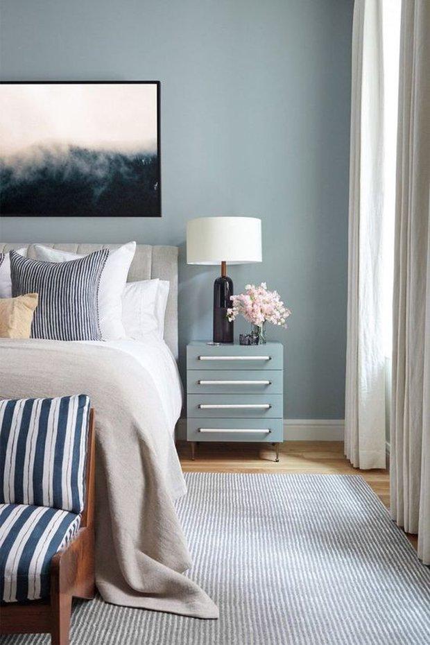 Làm tổ trên giường cả ngày mà không biết 7 cách nâng mood phòng ngủ thì khó mà thư giãn - Ảnh 5.