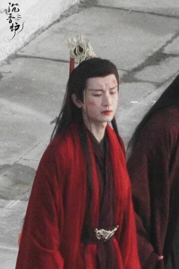 Thành Nghị đẹp ngút ngàn dù trầy trụa te tua ở phim mới, netizen đòi đánh nhừ tử mỹ nam để visual bùng nổ đụng nóc? - Ảnh 6.
