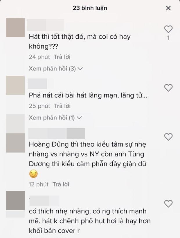 Khi Tùng Dương cover Nàng Thơ: Anh nhạc sĩ bạo lực và nàng thơ là dân thể hình! - Ảnh 6.