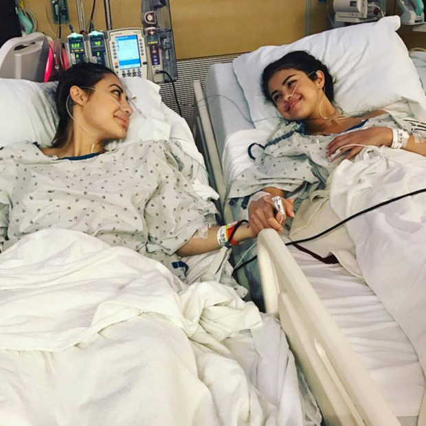 Selena Gomez bị công khai đùa cợt về ca ghép thận trong quá khứ, bức xúc tế sống và chấn chỉnh bộ phim vô duyên - Ảnh 3.
