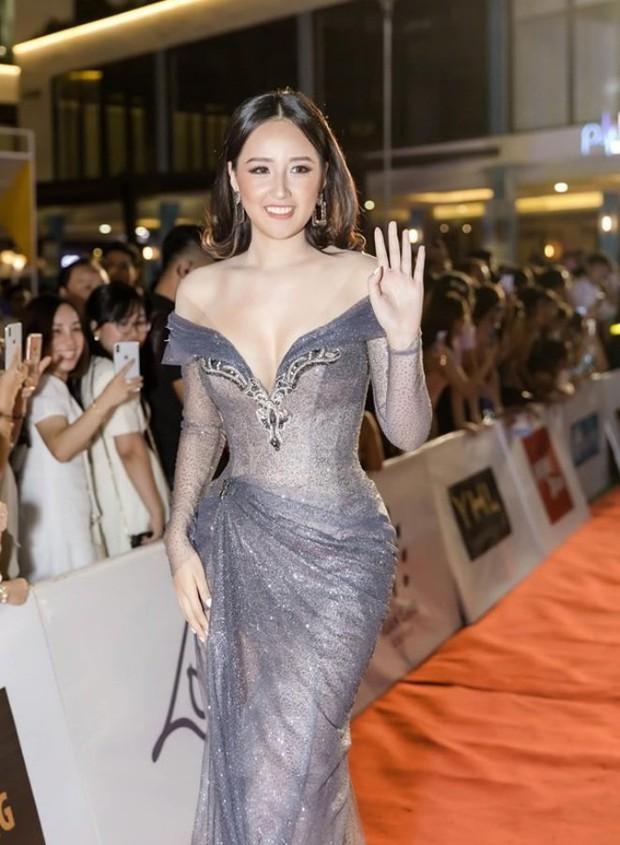 """Phản ứng của Mai Phương Thuý sau 2 năm bị chiếc váy """"hại"""" suýt lộ vòng 1 khủng trên sóng trực tiếp Miss World Việt Nam - Ảnh 5."""