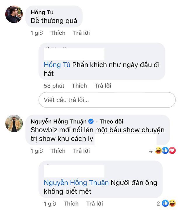 Sân khấu comeback của Tóc Tiên sau mấy tháng thất nghiệp là ở bệnh viện điều trị Covid-19, lâu không hát còn sợ quên lời - Ảnh 10.