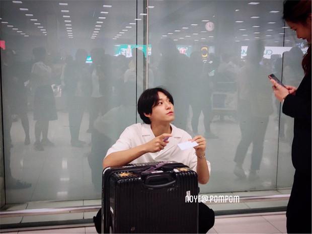 Thử chụp lén dàn tài tử Hàn: Hyun Bin khí chất nghẹt thở, Lee Min Ho chân siêu dài, Lee Dong Wook - Park Seo Joon đẹp điên lên - Ảnh 25.