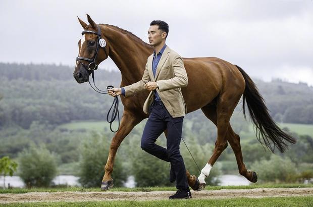Nam thần đua ngựa Olympic như xé ngôn tình bước ra: Con lai mang dòng dõi hoàng tộc, gia thế hiển hách, tài năng và khí chất miễn bàn - Ảnh 7.