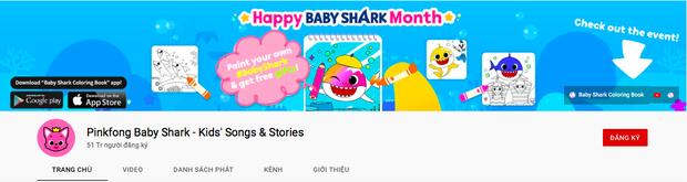 Baby Shark vượt mốc 9 tỷ view, thu về thành tích siêu khủng mà chỉ BTS và BLACKPINK đạt được - Ảnh 3.