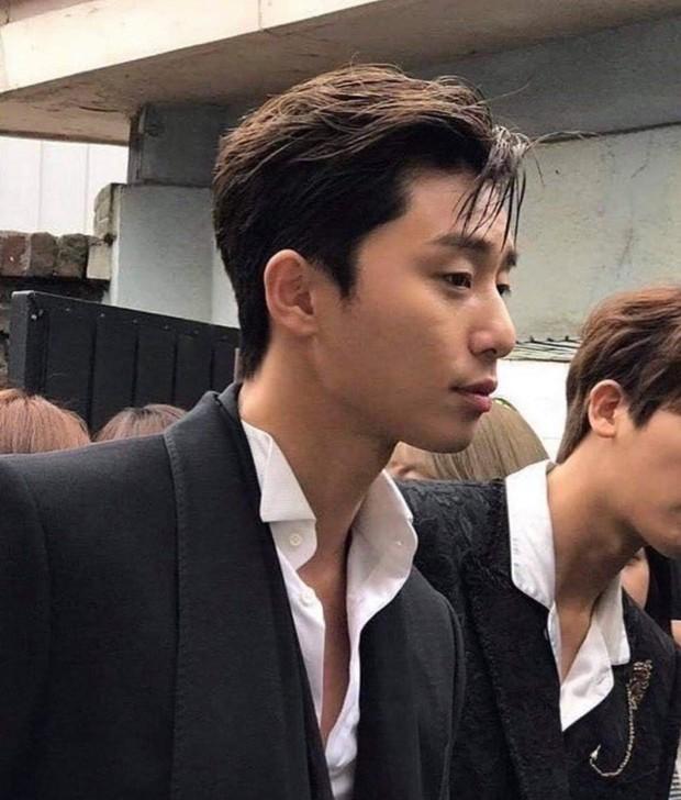 Thử chụp lén dàn tài tử Hàn: Hyun Bin khí chất nghẹt thở, Lee Min Ho chân siêu dài, Lee Dong Wook - Park Seo Joon đẹp điên lên - Ảnh 15.