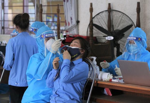 Đà Nẵng phát hiện chuỗi lây nhiễm Covid-19 mới liên quan nữ lao động tại khu công nghiệp Hòa Cầm - Ảnh 1.