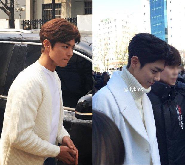 Thử chụp lén dàn tài tử Hàn: Hyun Bin khí chất nghẹt thở, Lee Min Ho chân siêu dài, Lee Dong Wook - Park Seo Joon đẹp điên lên - Ảnh 18.