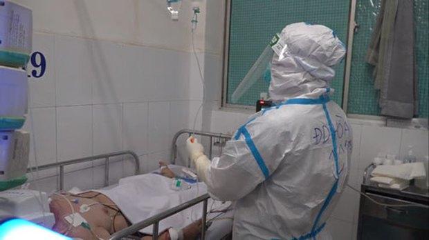 Điều trị bệnh nhân nặng đang đi đúng hướng - Ảnh 1.